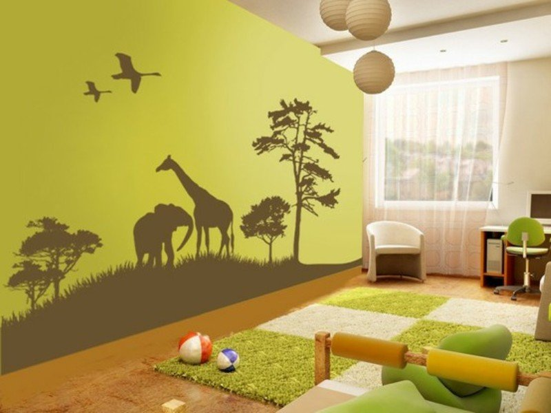 themed kids room decoration and interior design ideas