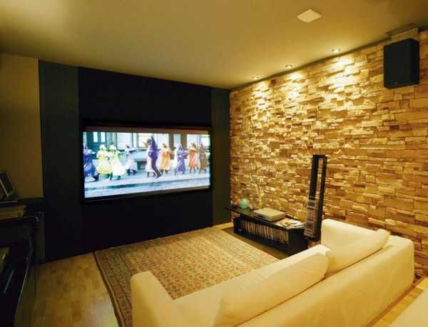 How to decorate your house like a pro Home theater interior design ideas