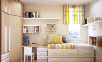 room decorating ideas for small spaces