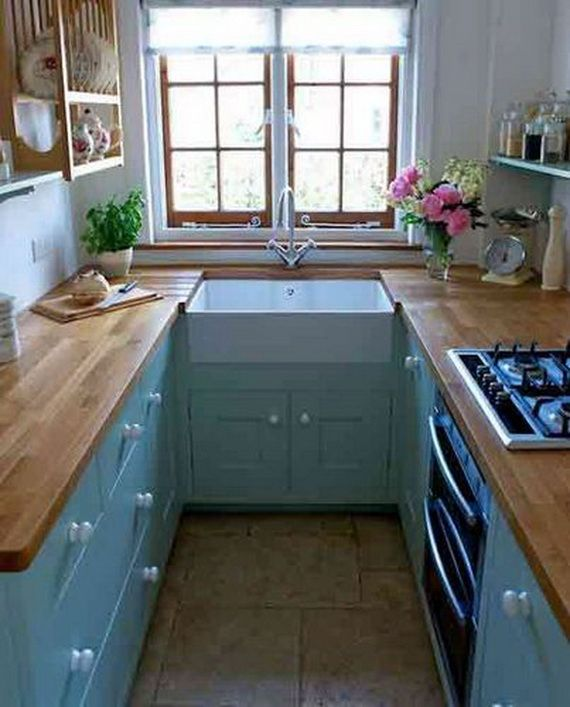 small cute kitchen design