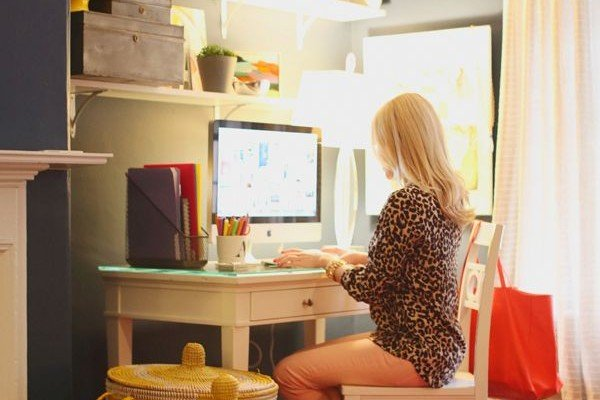 Very Small Office Ideas: Very Creative Home Office Decors