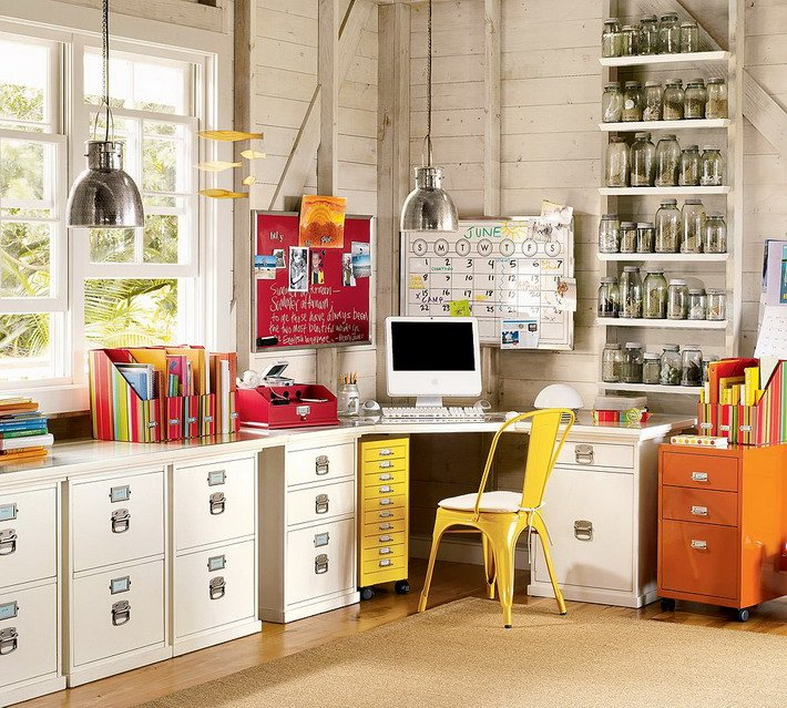Modern and small office design ideas