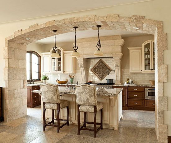 tuscan italian kitchen design