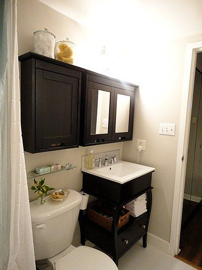 20 small bathroom design ideas 20 small bathroom design for Very small toilet ideas