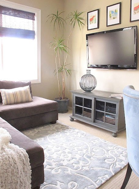 How To Decorate Shelves In Living Room Ideas