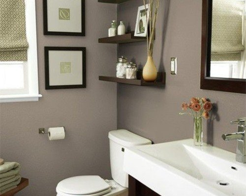 . How To Paint your Bathroom