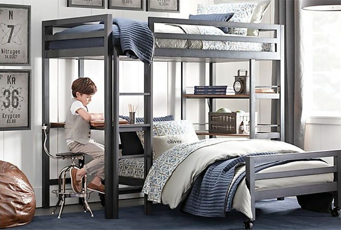 boy's bedroom design idea