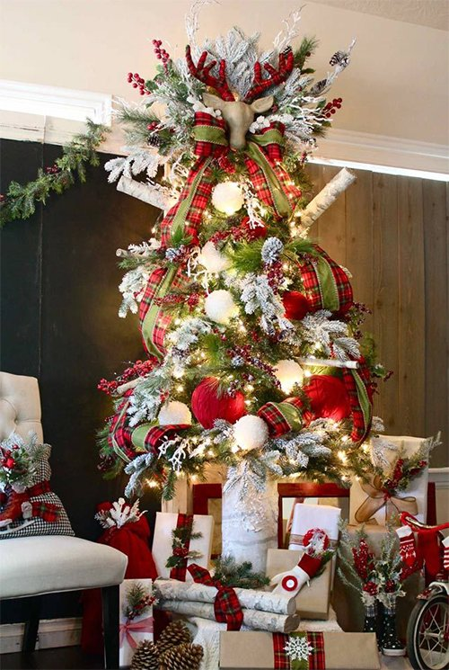 Quick ways to decorate your christmas tree for Easy ways to decorate your christmas tree
