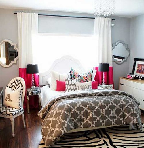 Try These Window Treatments In The Bedroom