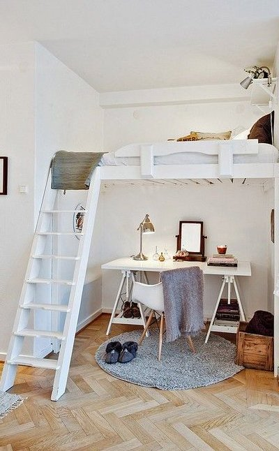 Gorgeous small apartment design ideas for Very small flat