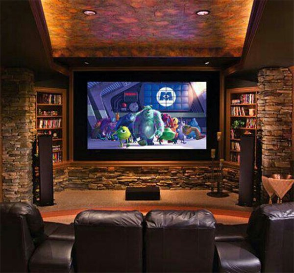 Living Room Theater Fau Phone Number: Turn Your Living Room Into A Mini Home Theatre