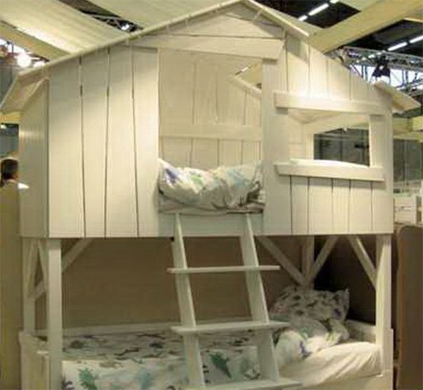 creative bed design for your child