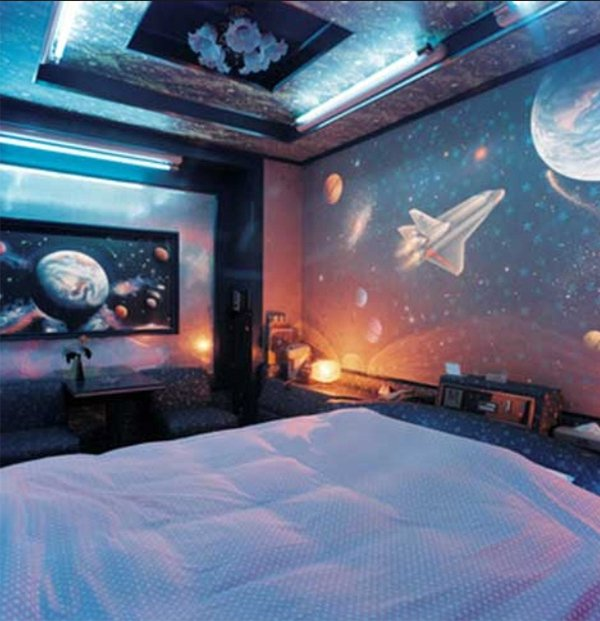 34 Amazingly Decorating With A Space Theme That Are Full Of Creative Ideas In Pictures Decoratorist
