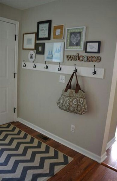 entryway welcome