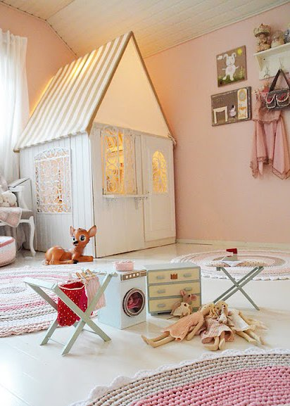 girl bedroom design