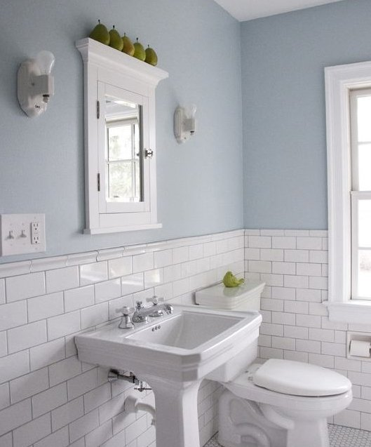 Top 10 blue bathroom design ideas for Blue bathroom ideas