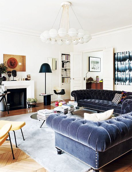Choosing A Living Room Decor Theme: Tips On Choosing A Chandelier For Your Living Room