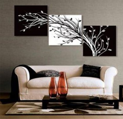 Wall Decoration In Rooms : Right art d?cor for any room