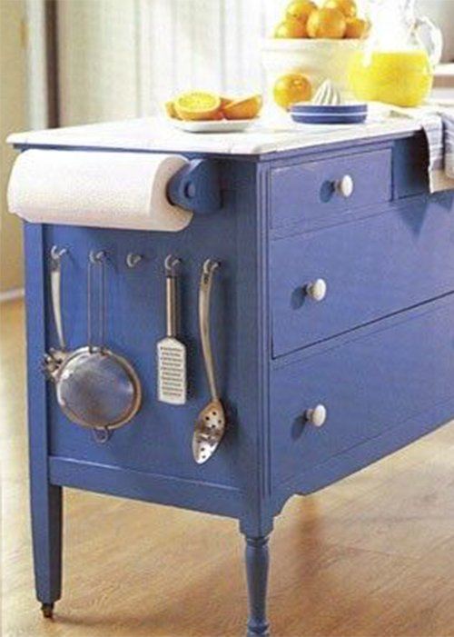save-spacing idea for kitchen