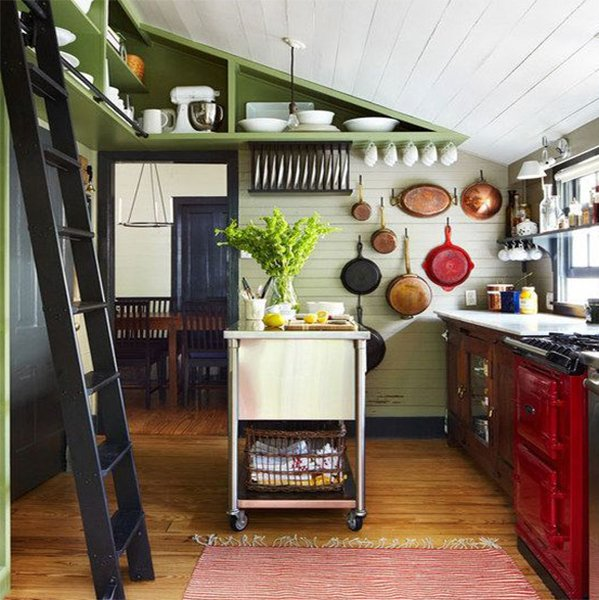 6 Tips For A Kitchen You Can Love For A Lifetime: Top 5 Small Kitchen Designs