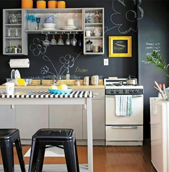 Very Small Kitchen Design Ideas That Looks Bigger And Modern