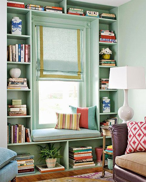 ideas for decorating small living space