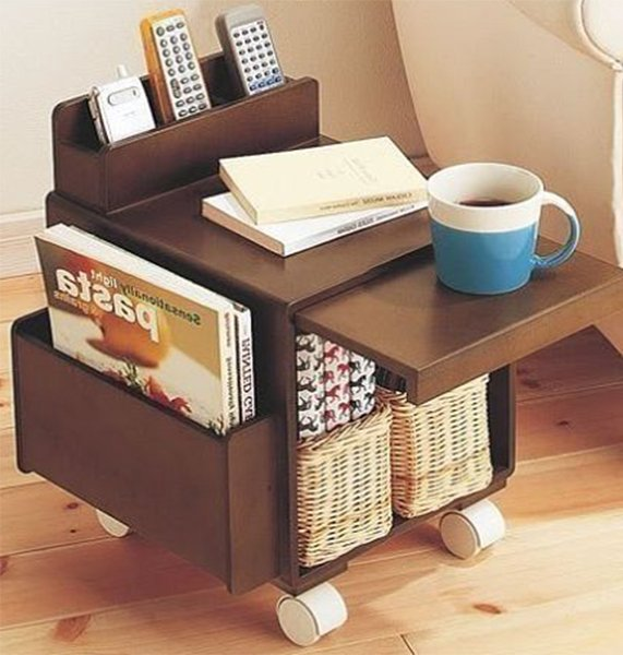 small multi-functional very creative furniture