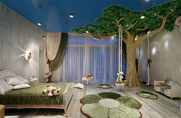 Top 5 Themed Kid 39 S Room Designs