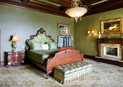 victorian bedroom decorating