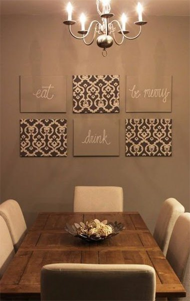wall art for dining room