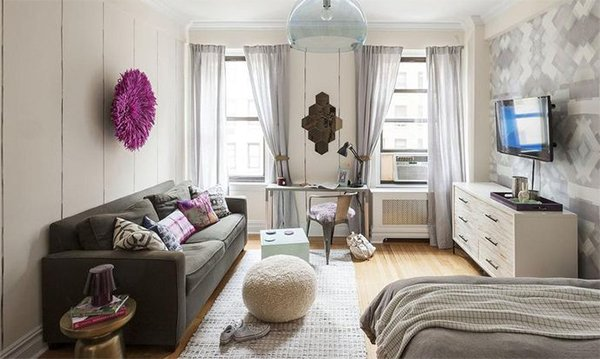 Warning These Are The Best Small Living Room Ideas Of The: Make Your Rooms Look Bigger With These Easy Tips