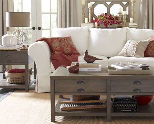 wooden furniture for living room