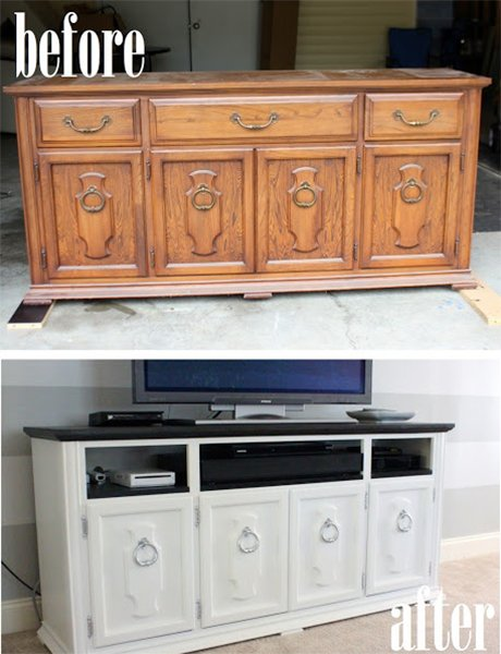 wooden living room furniture diy project