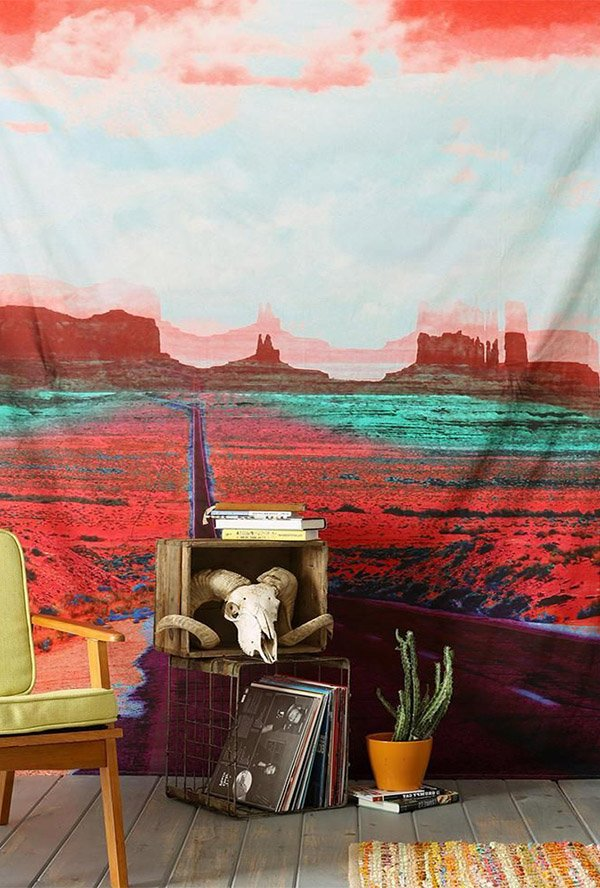 awesome Landscape Tapestries