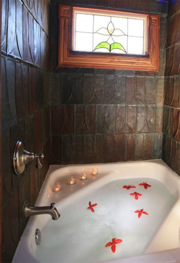 Turn Your Bathroom Into A Spa Experience
