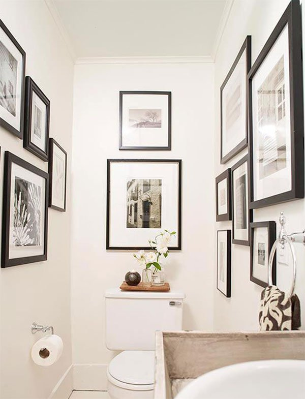 Wall Accessories For Bathroom : Bathroom wall decor accessories