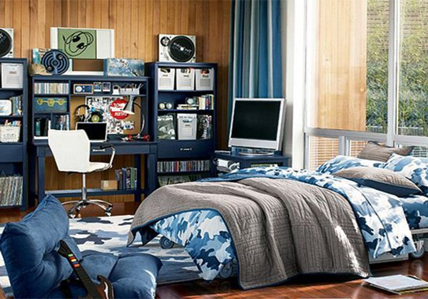 boy's bedroom decoration ideas