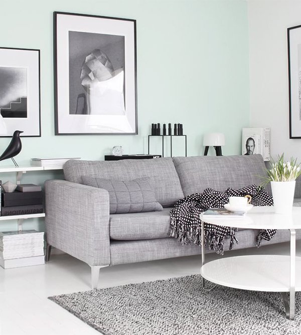 charming living room decor and paint