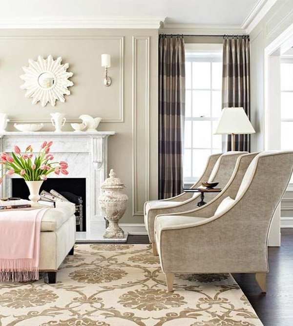 chic and creative furniture for living room design