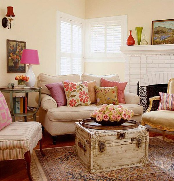 Living room design ideas for Cute living room ideas