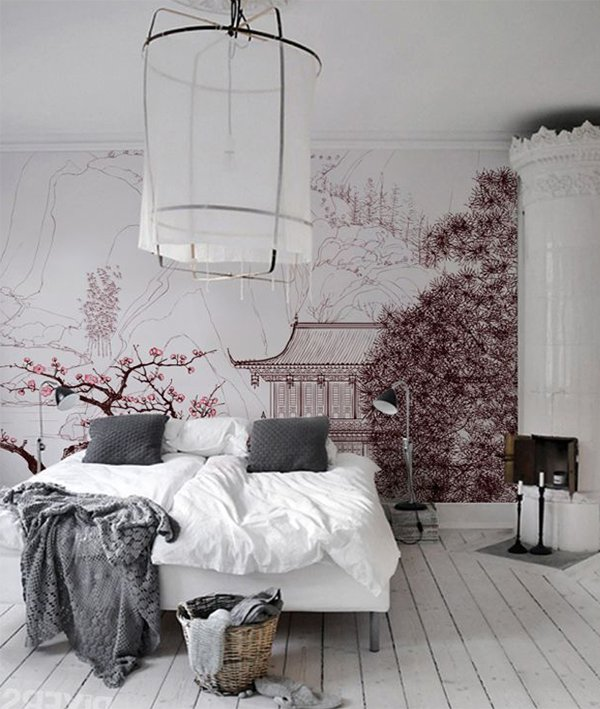 cosy bedroom design for couples