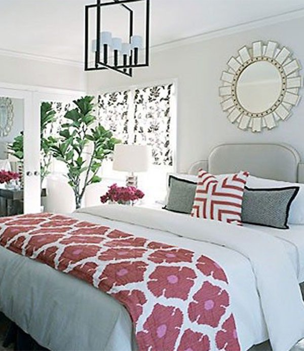 cosy bedroom for couples