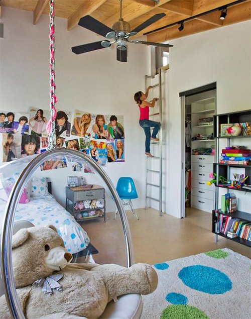 creative kids room decor