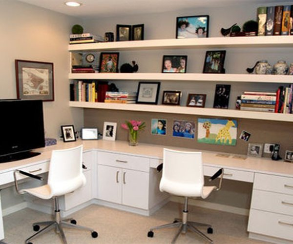 functional home office design