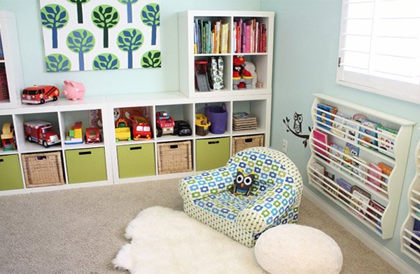 kid's room decorating with feng shui