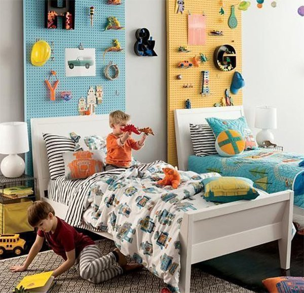 kid's room decorating idea