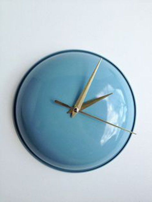 kitchen wall clock idea