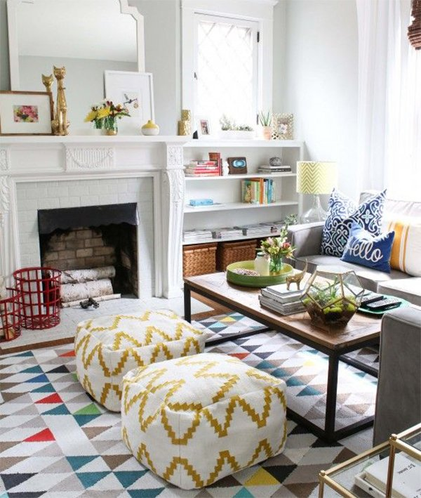 Fresh New Looks For Kids Bedrooms: Get A Fresh Look To Your Living Room For 2015