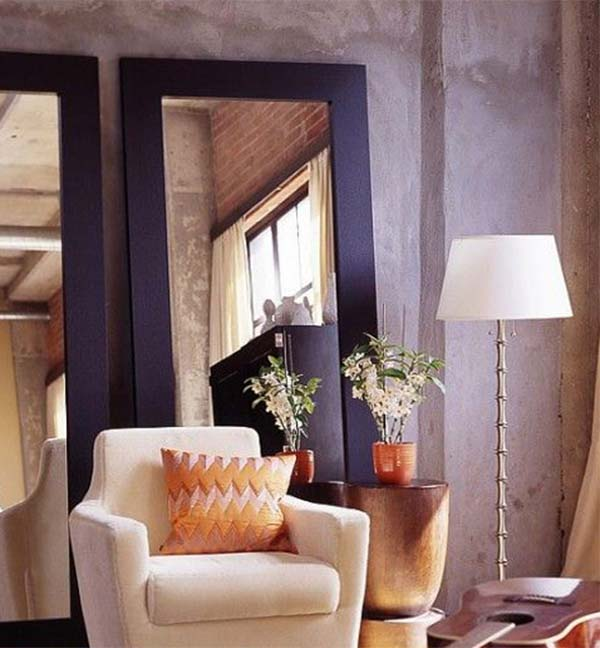 mirrors for small space decor