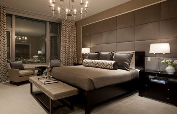 Decorating ideas for the masters bedroom New modern masters bedroom